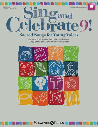 Product Cover for Sing and Celebrate 9! Sacred Songs for Young Voices