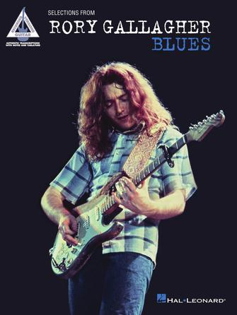 Product Cover for Selections from Rory Gallagher – Blues