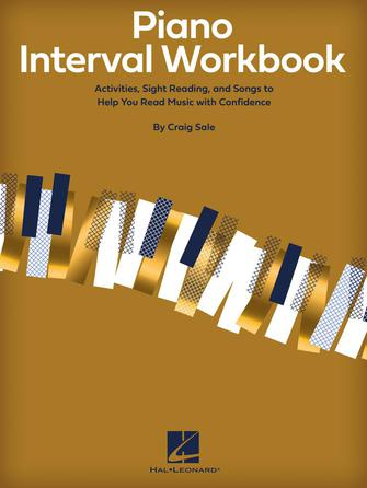 Product Cover for Piano Interval Workbook