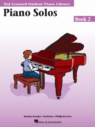 Product Cover for Piano Solos Book 2