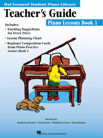 Product Cover for The Hal Leonard Student Piano Library Teacher's Guide