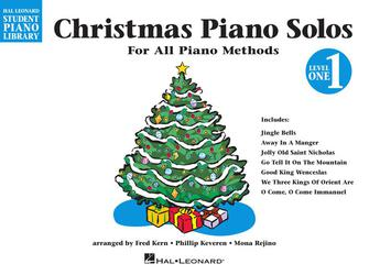 Christmas Piano Solos – Level 1