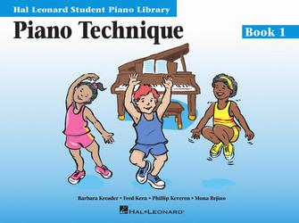 Product Cover for Piano Technique Book 1