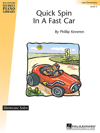 Product Cover for Quick Spin in a Fast Car