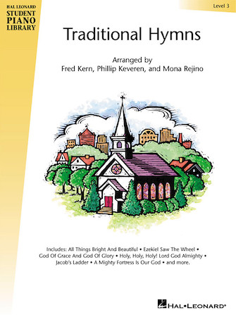 Product Cover for Traditional Hymns Level 3