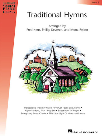 Product Cover for Traditional Hymns Level 5