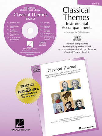 Classical Themes – Level 2 – CD