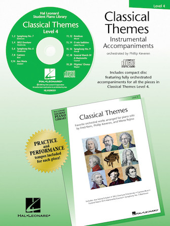 Product Cover for Classical Themes – Level 4 – CD