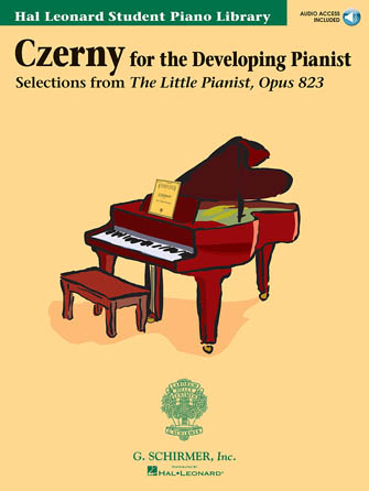Product Cover for Czerny – Selections from The Little Pianist, Opus 823