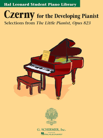 Czerny – Selections from The Little Pianist, Opus 823