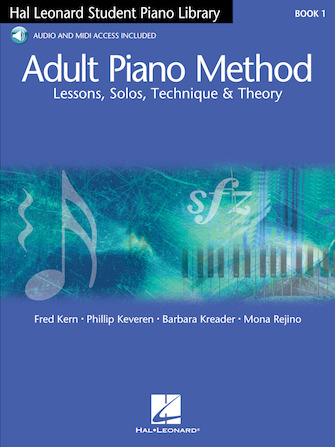 Adult Piano Method – Book 1