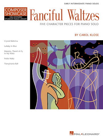 Product Cover for Fanciful Waltzes