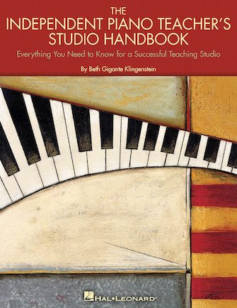 Product Cover for The Independent Piano Teacher's Studio Handbook