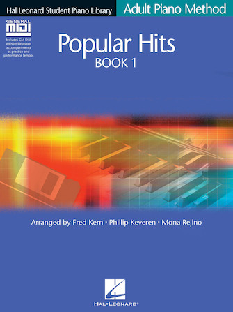 Product Cover for Popular Hits Book 1 – Book/GM Disk Pack