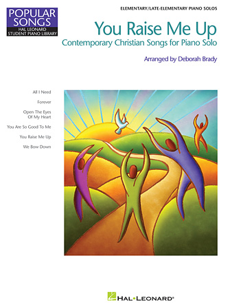 Product Cover for You Raise Me Up: Contemporary Christian Songs for Solo Piano