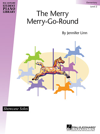 Product Cover for The Merry Merry-Go-Round
