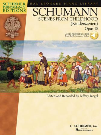 Product Cover for Schumann – Scenes from Childhood (Kinderscenen), Opus 15