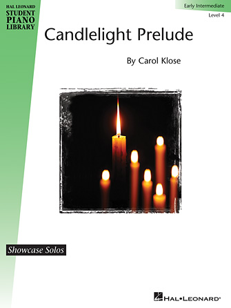 Product Cover for Candlelight Prelude