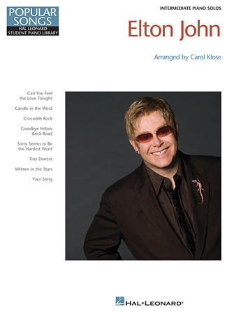 Product Cover for Elton John