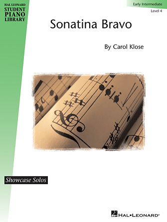 Product Cover for Sonatina Bravo