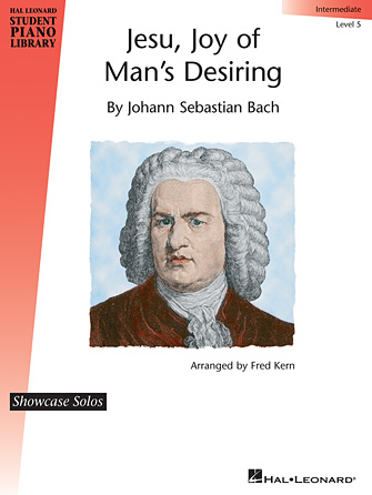 Product Cover for Jesu, Joy of Man's Desiring – Level 5
