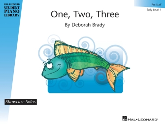 Product Cover for One, Two, Three