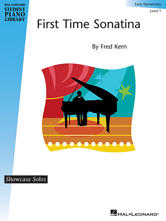 Product Cover for First Time Sonatina