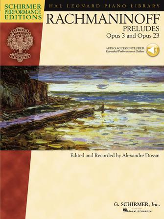 Product Cover for Serge Rachmaninoff – Preludes, Opus 3 and Opus 23