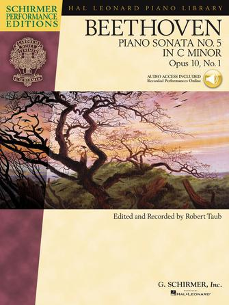 Product Cover for Beethoven: Sonata No. 5 in C Minor, Opus 10, No. 1