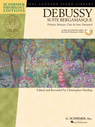 Product Cover for Debussy – Suite bergamasque