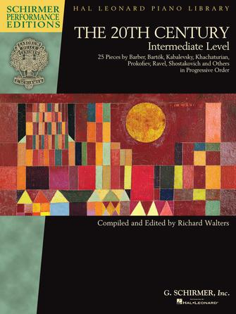 Product Cover for The 20th Century – Intermediate Level