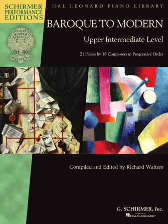 Baroque to Modern: Upper Intermediate Level