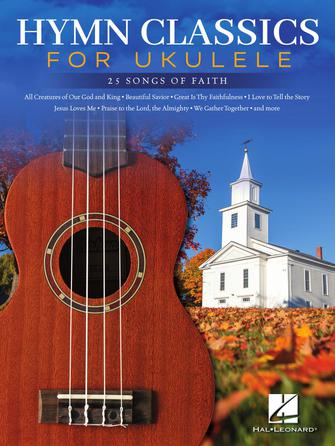 Product Cover for Hymn Classics for Ukulele