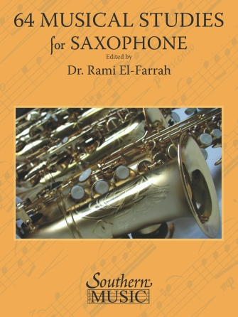Product Cover for 64 Musical Studies for All Saxophones