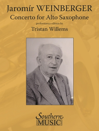 Product Cover for Alto Saxophone Concerto (Revised)