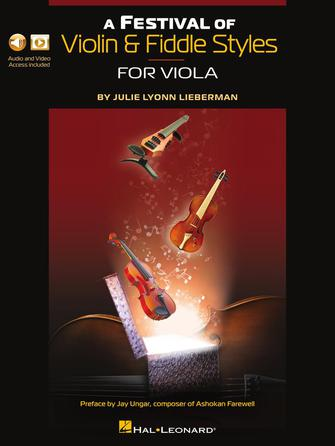 Product Cover for A Festival of Violin & Fiddle Styles for Viola