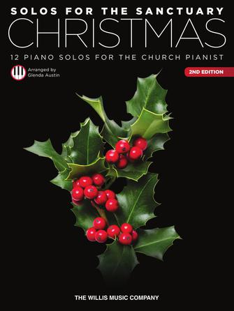 Product Cover for Solos for the Sanctuary: Christmas – 2nd Edition
