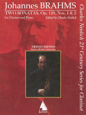 Product Cover for Two Sonatas, Op. 120, No. 1 & 2