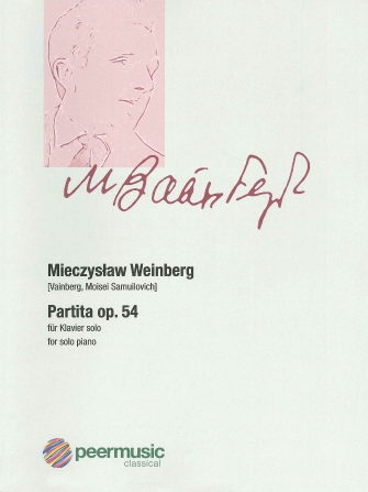 Product Cover for Partita, Op. 54