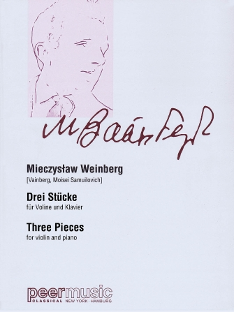 Product Cover for Drei Stucke (Three Pieces)