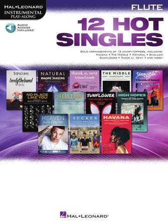 Product Cover for 12 Hot Singles