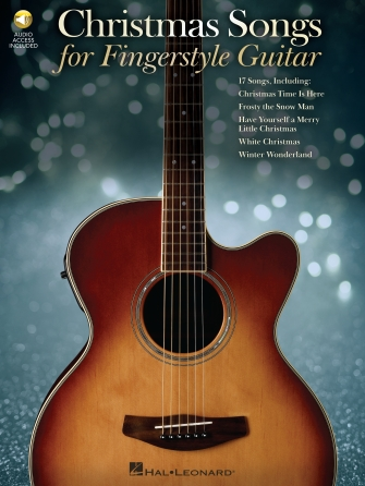 Product Cover for Christmas Songs for Fingerstyle Guitar
