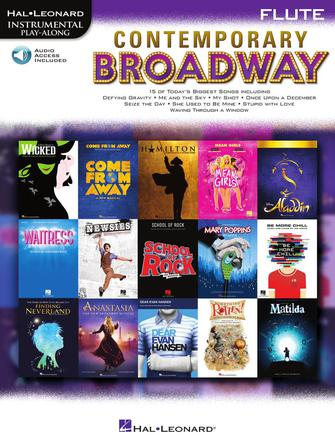 Product Cover for Contemporary Broadway