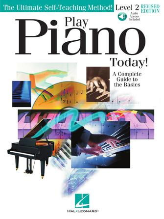 Product Cover for Play Piano Today! – Level 2 Revised