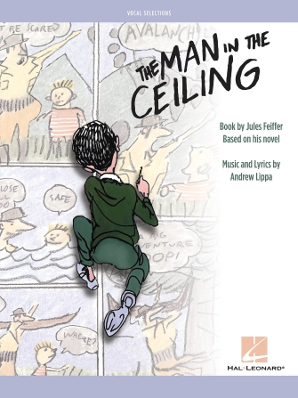 Product Cover for The Man in the Ceiling