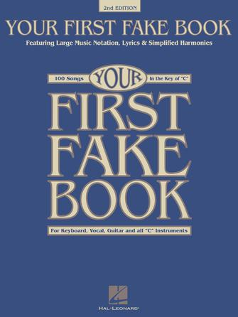 Product Cover for Your First Fake Book – 2nd Edition