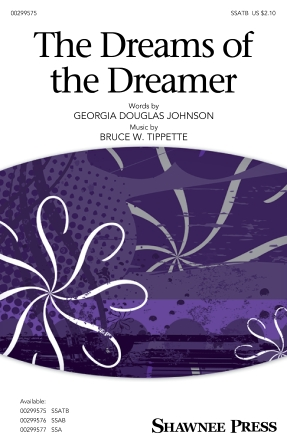 The Dreams of the Dreamer : SSATB : Bruce W. Tippette : Bruce W. Tippette : Sheet Music : 00299575 : 888680957018 : 1540060667