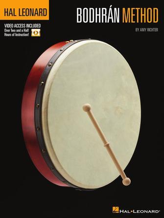 Hal Leonard Bodhran Method