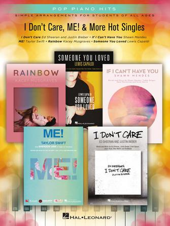 Product Cover for I Don't Care, Me! & More Hot Singles