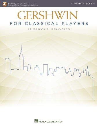 Product Cover for Gershwin for Classical Players